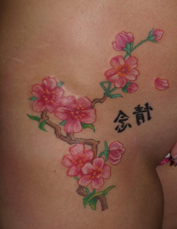Frauen Intim Tattoo