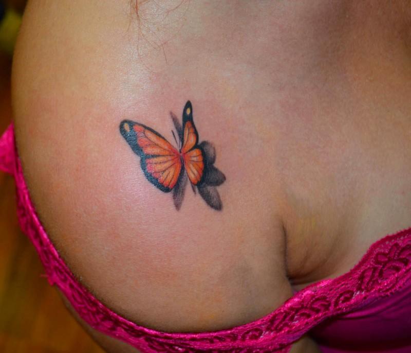 fkk ijsselmeer intim tattoo schmetterling