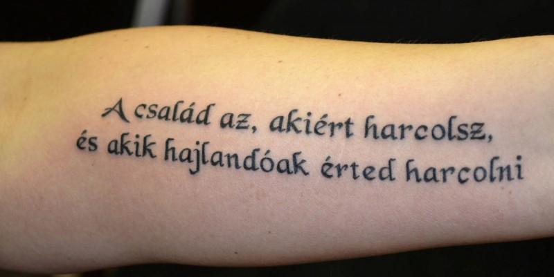 tetoválás idézetek az életről Idézetek Tetoválás Minták Képek   Westend Tattoo & Piercing