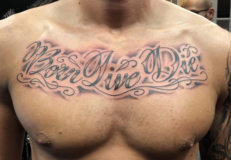 Felirat írás Tetoválás Minták Képek Westend Tattoo Piercing